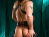 As a Leatherman in Folsom Flesh (photo by Brian Mills)
